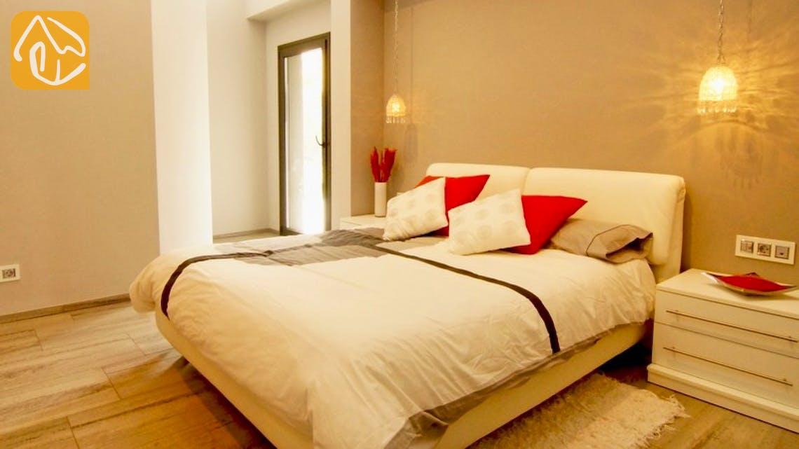 Casas de vacaciones Costa Brava Countryside España - Villa Denise - Dormitorio principal