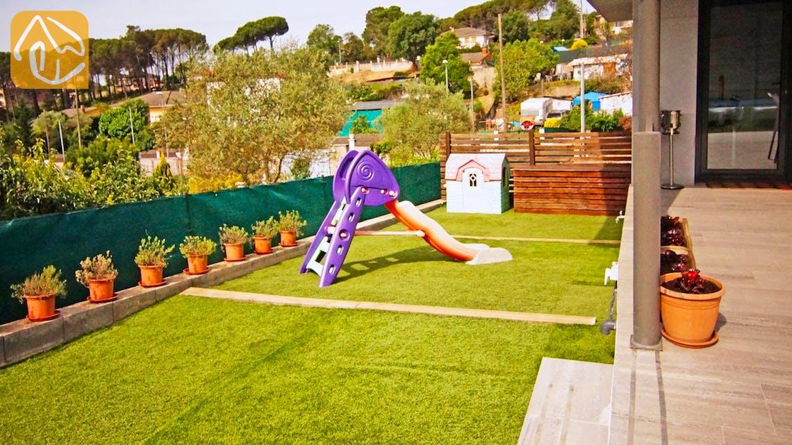 Casas de vacaciones Costa Brava Countryside España - Villa Denise - Parque infantil