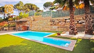 Ferienhäuser Costa Brava Countryside Spanien - Villa Denise - Schwimmbad
