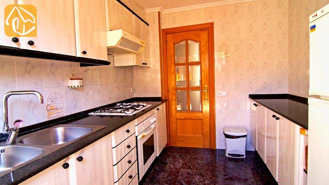 Casas de vacaciones Costa Brava Countryside España - Villa Farnolia - Cocina