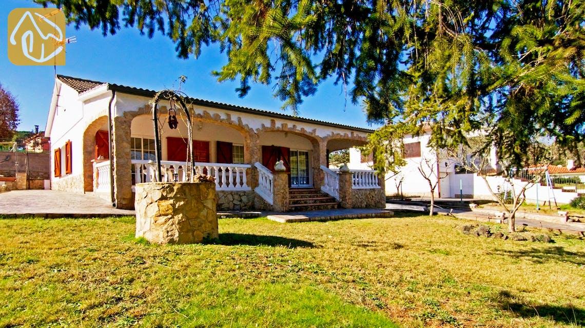 Casas de vacaciones Costa Brava Countryside España - Villa Farnolia - Afuera de la casa