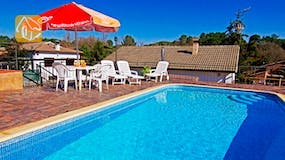 Holiday villas Costa Brava Countryside Spain - Villa Farnolia - Swimming pool