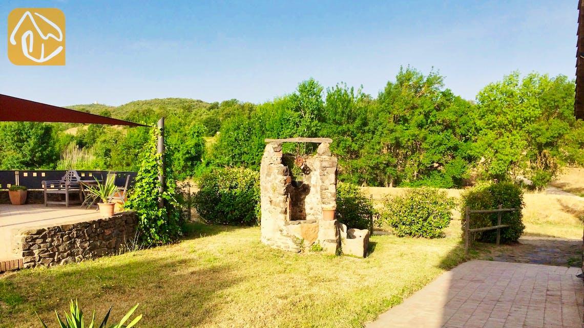 Casas de vacaciones Costa Brava Countryside España - Mas Dalvi - Una de las vistas