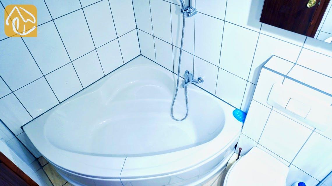 Villas de vacances Costa Brava Espagne - Villa La Flor - Salle de bain