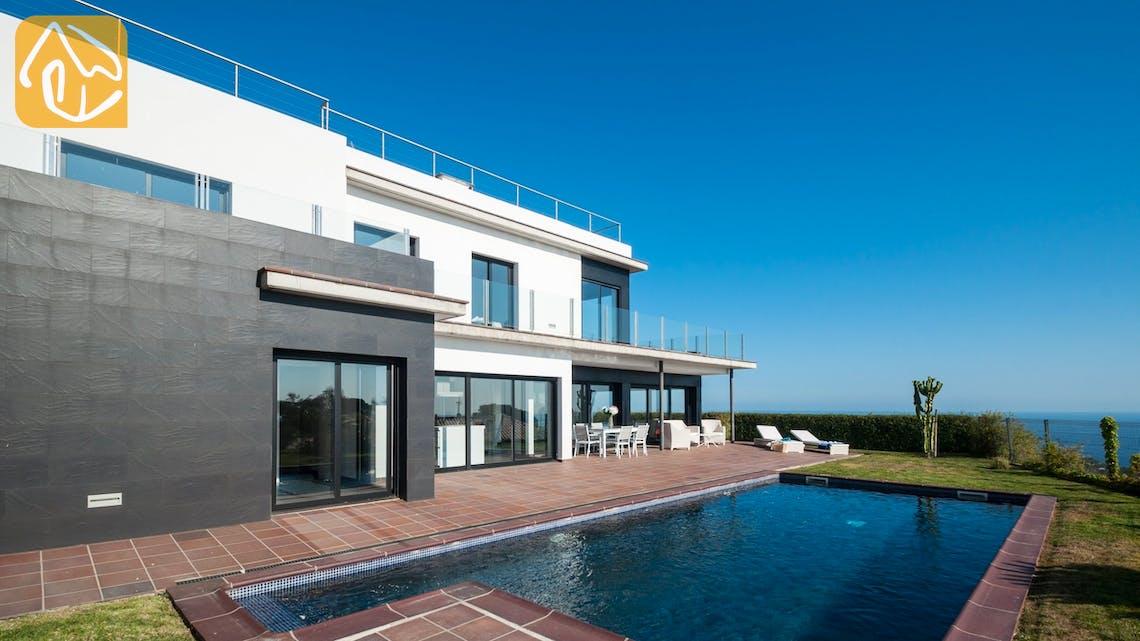 Ferienhäuser Costa Brava Spanien - Villa Roxy -