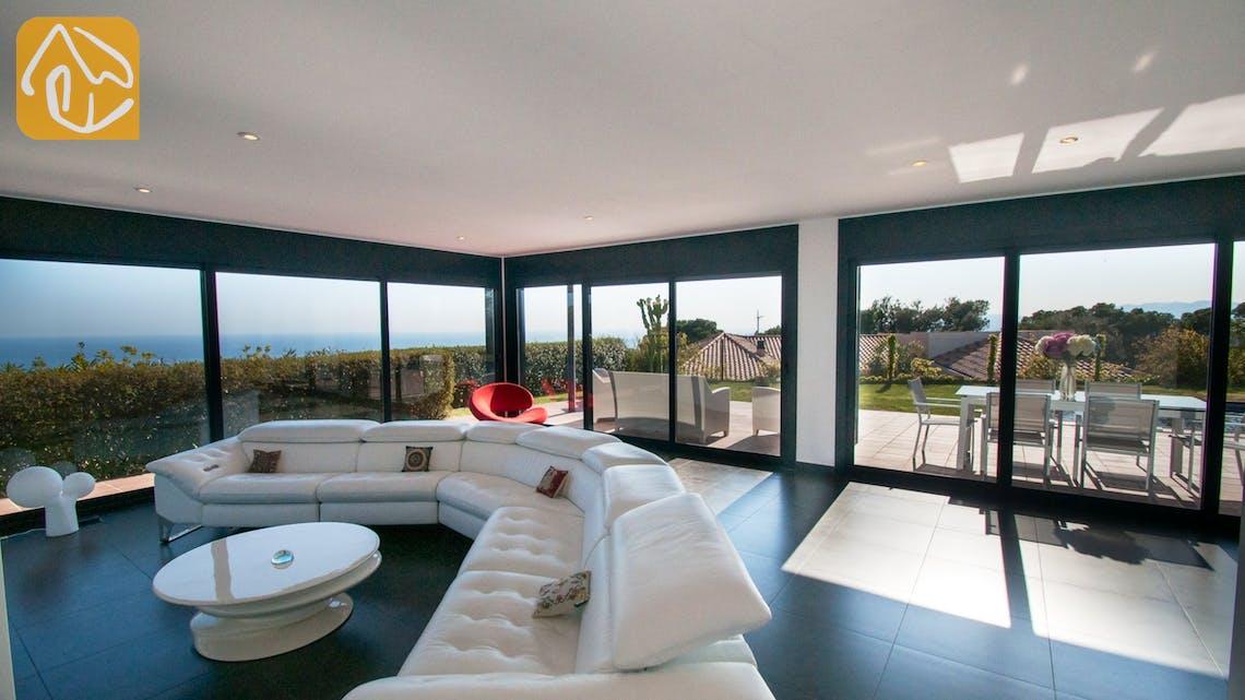 Vakantiehuizen Costa Brava Spanje - Villa Roxy -