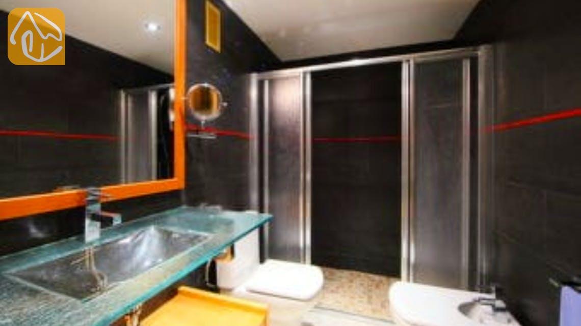 Holiday villas Costa Brava Spain - Apartment Saint Tropez - Bathroom