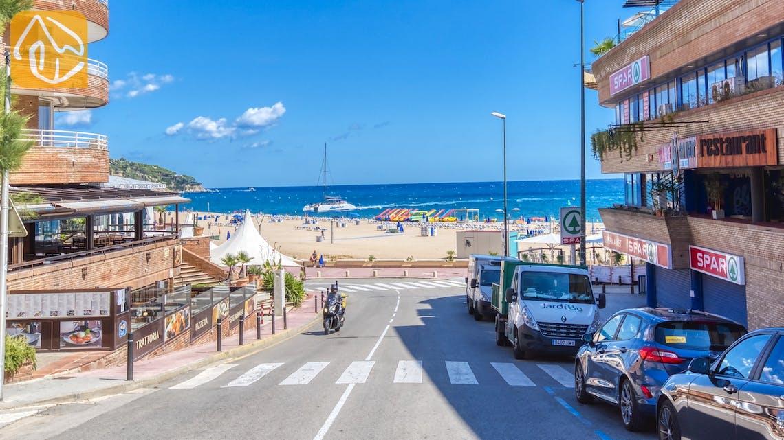Ferienhäuser Costa Brava Spanien - Apartment Monaco - Umgebung