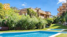 Casa de vacaciones España - Apartment Monaco - Communal pool