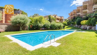 Ferienhäuser Costa Brava Spanien - Apartment Monaco - Communal pool