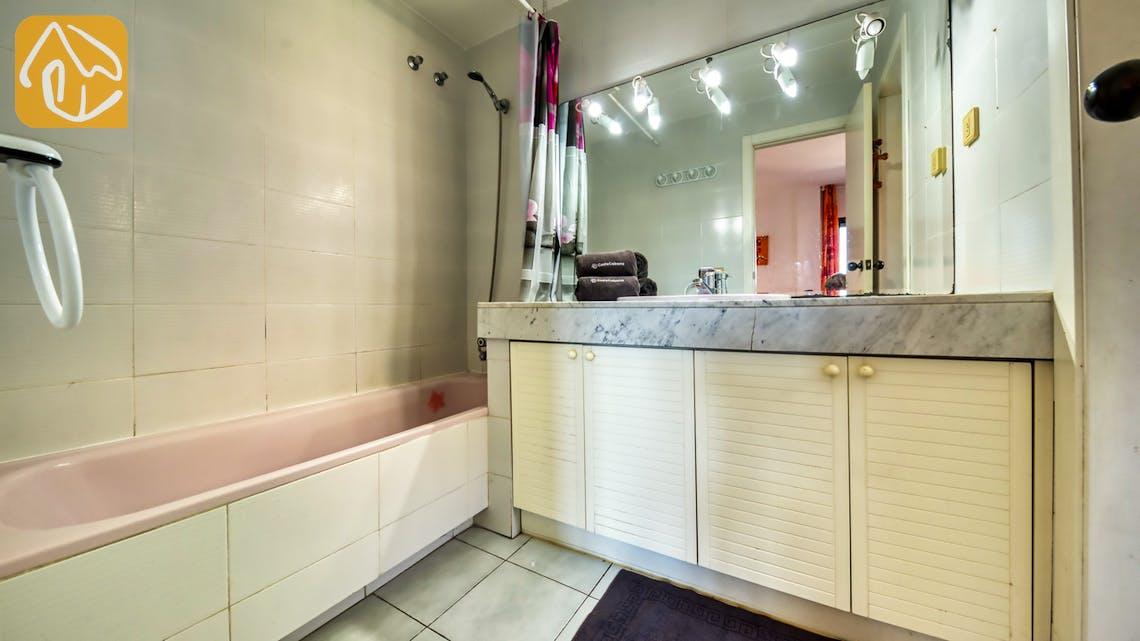 Casas de vacaciones Costa Brava España - Apartment Monaco - En-suite bathroom