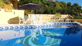 Vakantiehuis Spanje - Villa Dolphina - Zwembad