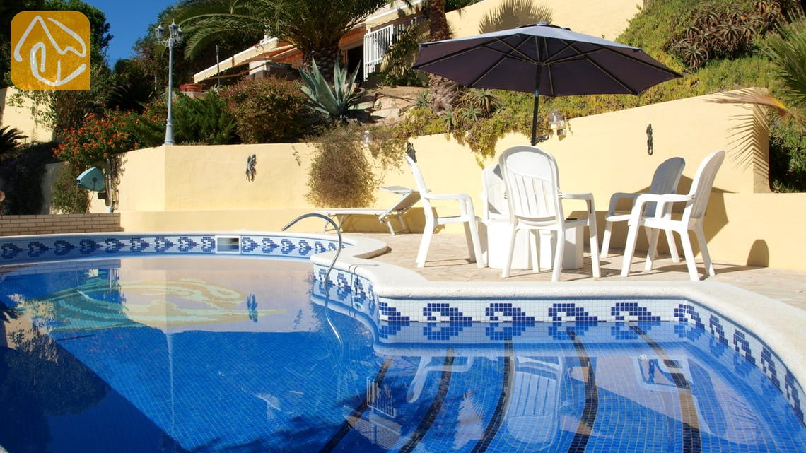 Vakantiehuizen Costa Brava Spanje - Villa Dolphina - Zwembad