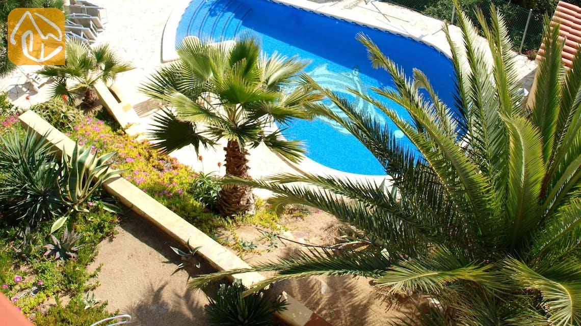 Holiday villas Costa Brava Spain - Villa Dolphina - Villa outside