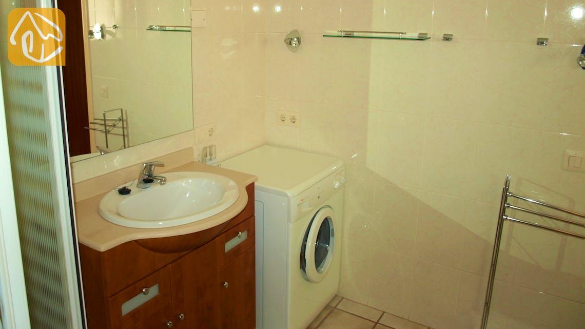 Holiday villas Costa Brava Spain - Villa Dolphina - Bathroom