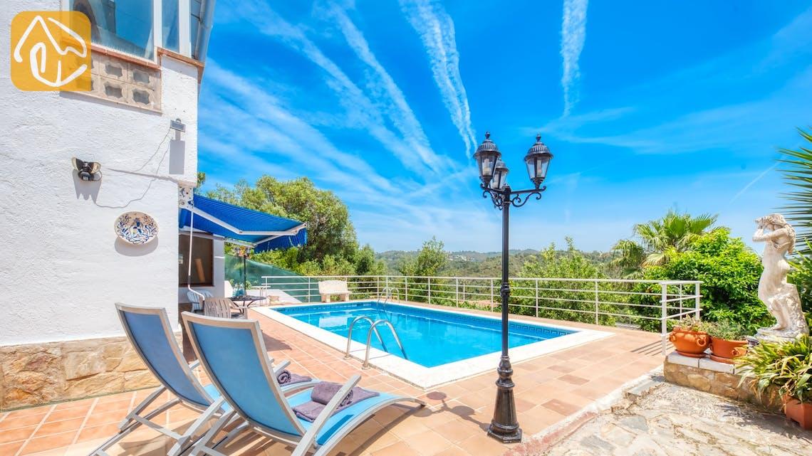 Vakantiehuizen Costa Brava Spanje - Villa Patricia - Omgeving