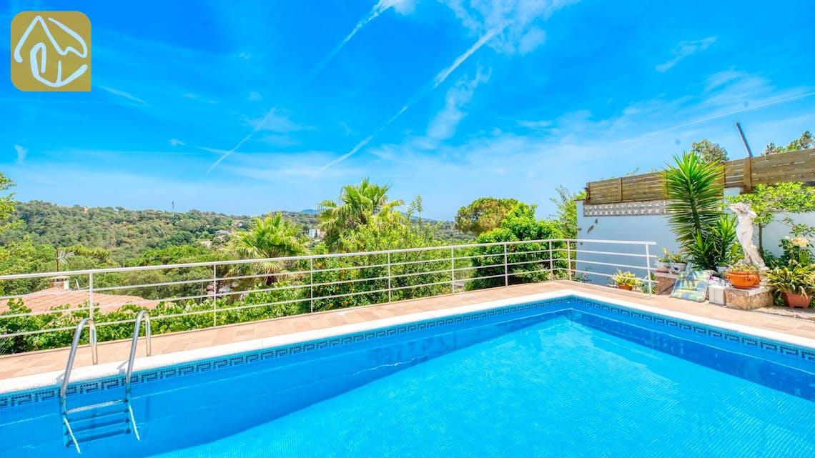 Vakantiehuizen Costa Brava Spanje - Villa Patricia - Zwembad