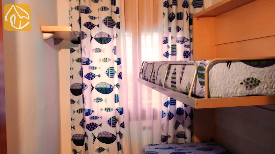 Holiday villas Costa Brava Spain - Villa Ingrid - Bedroom