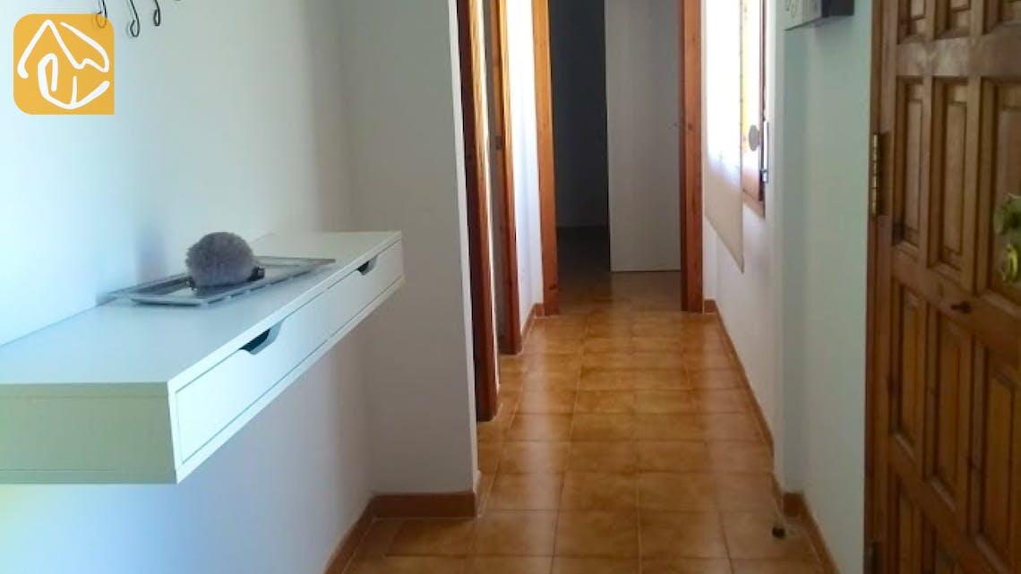 Holiday villas Costa Brava Spain - Villa Ingrid - Hall