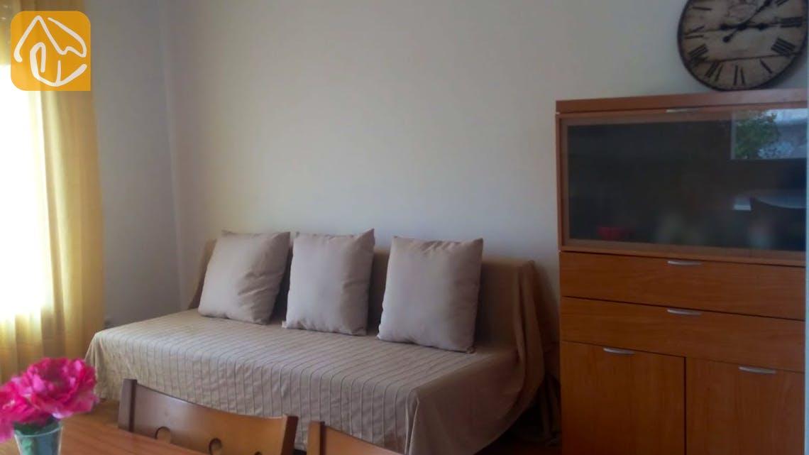Holiday villas Costa Brava Spain - Villa Ingrid - Living room